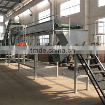 2016Automatic Hdpe Bottle Crushing,Washing Production Line