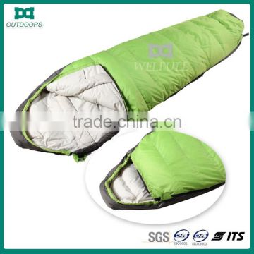 2016 Hot Selling Outdoor down sleeping bag