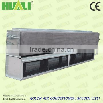 Cmounted Fan Coil Unit With CE,Ceiling AND Horizontal type Concealed Fan Coil Unit