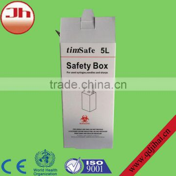 new inventions disposable hypodermic needles box,disposable needle box