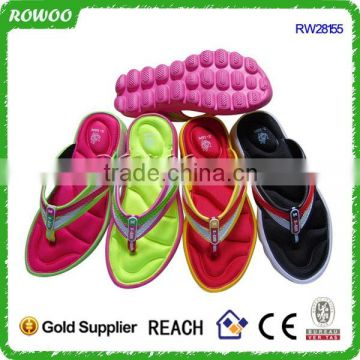 promotional popular massage slippers, health care massage slippers, health fit slippers