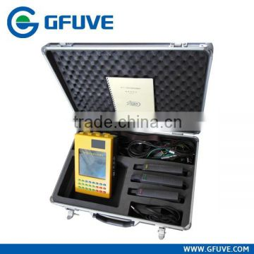 GF312D1 Handheld Three Phase Energy Meter Field Calibrator with current clamps