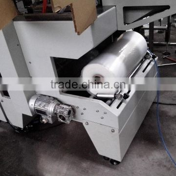 Semi-auto PE Film Shrink Packaging Machine for PET Bottle