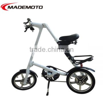 CE Approved High Quality Mini Folding Bike Aluminum Frame