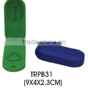 Novel multi-functional plastic pill box