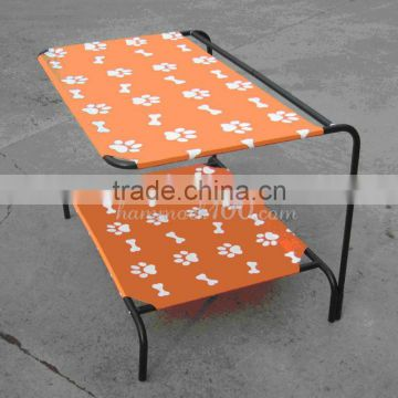 new design for the metal frame dog bed