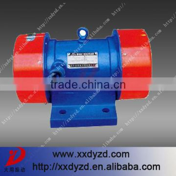 2013 hot selling standard vibrating screen electric motor