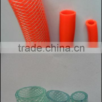 High quality ,flexible,transparent,durable,non-toxic,anti-erosion high pressure pvc fibre reinforced water hose
