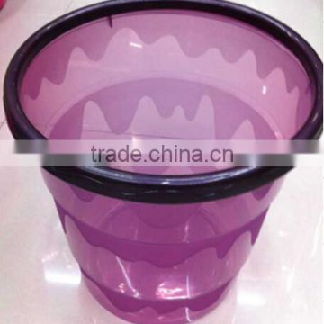 houseware plastic garbage can