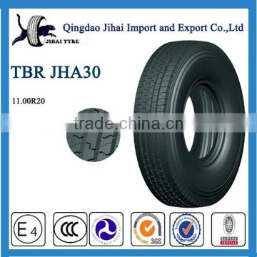 11.00R20 used truck tires in stock for sale in good quality and cheap price