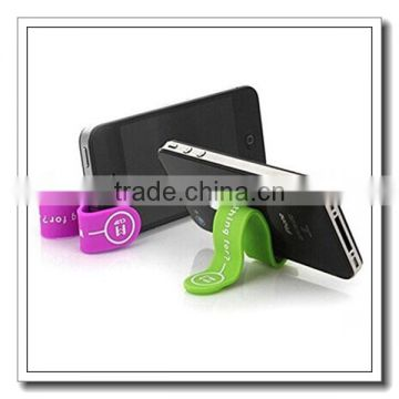 Multifunctional silicone Cell Phone holder for wholesale