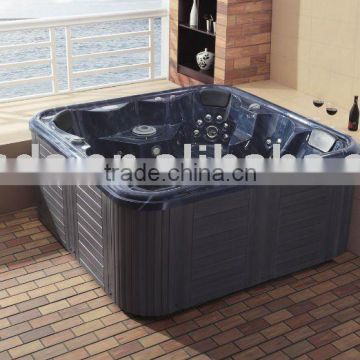 luxury whirlpool for 4persons