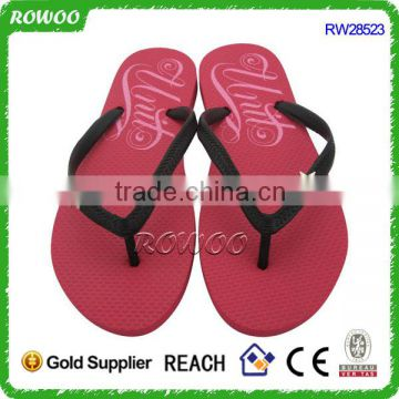 Cheap Factory Direct EVA Slipper Rubber Flip Flop Women Flip Flops with star