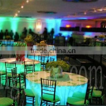 High quality wholesale wedding under table light