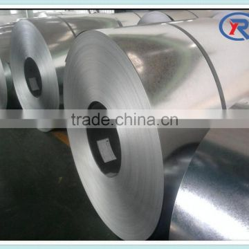 zinc coated/Hot dipped galvanized steel coil DX51D SGCC