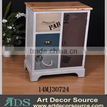 moden corner side cabinet, decor in living room & bedroom