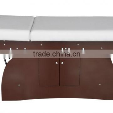 factory manufacturing hot sale wooden salon beauty bed