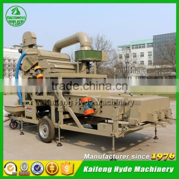 5XZF Mobile combined sorghum grain cleaner from Hyde Machinery