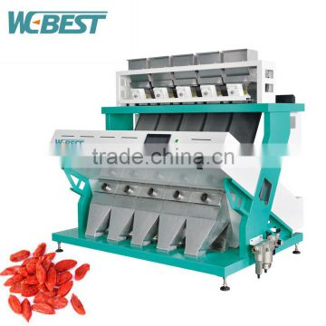 CCD Wolfberry Color Sorter Machine,Get Highly Praise By Customer