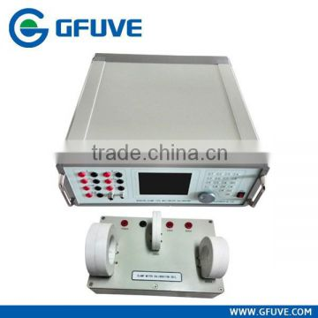 Check digital clamp CT calibration ammeter for test