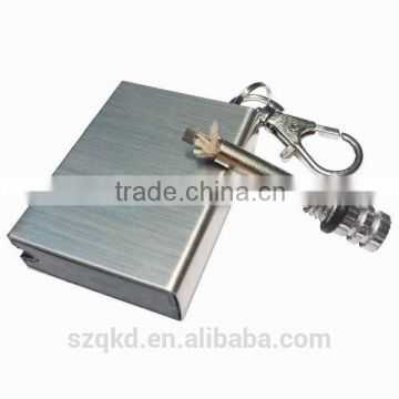 Outdoor Tool Factory Price Flint Lighter Flint Stone of Stainless Steel