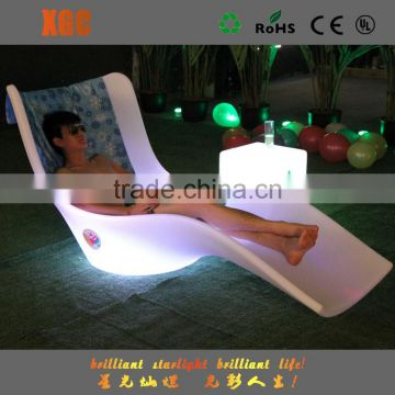 lounge chairs plastic made outdoor sunbed lounge chair GF119