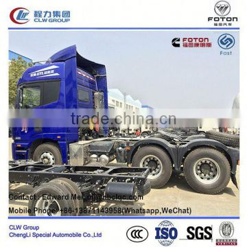 Foton 6*4 type 430 Hp GTL right hand drive tractor