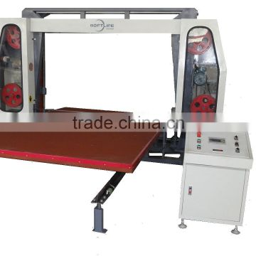 Foam horizontal cutting machine