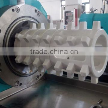 Ceramic pin type bead mill for ink 200nm