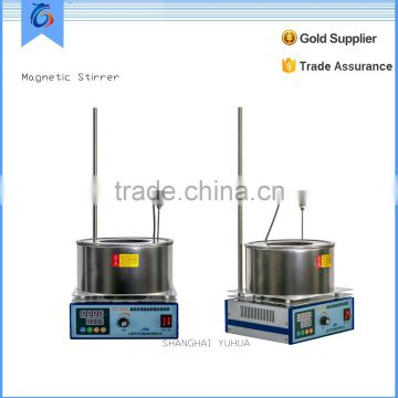 Magnetic Stirrer with Hot Plate for Lab