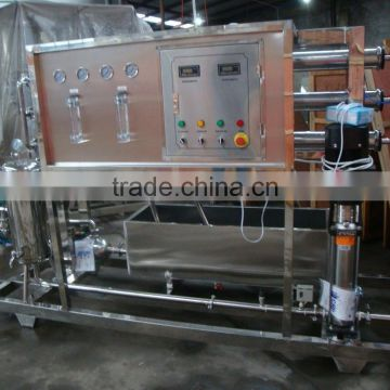 Low cost indian hot sale RO water treatment plant SS material