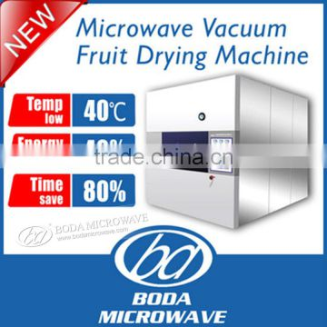 microwave dryer machine henan boda drying fruit equipment