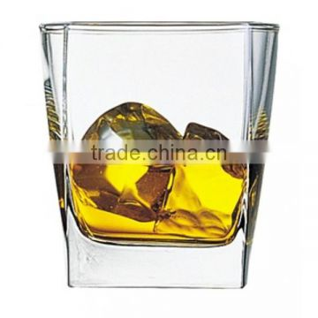 Wholesale special design custom printed ice glass beer cup
