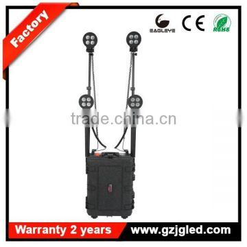 high brightness 160w rechargeable portable scene light