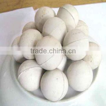 hot sale vibrating screen rubber ball