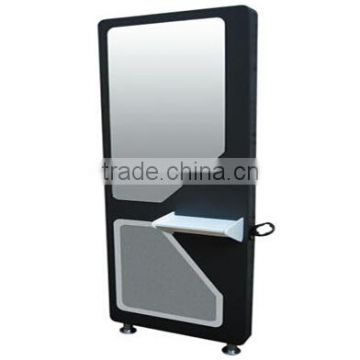 Beauty salon mirror cosmetic used F-A085