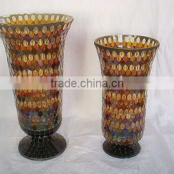 China manufacturer Best Sale Clear Long Stem Candle Holder Bulk Wholesale Glass Taper Candle Holders