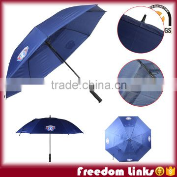 double canopy air umbrella Double Layer Windproof for golf