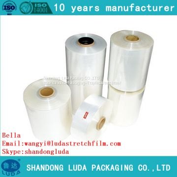 transparent machine packaging stretch film supply