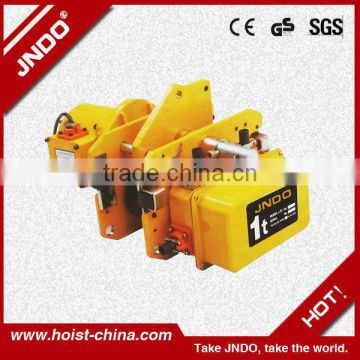 2013 good quality lifting equipment electric beam lifting trolley on sell