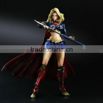 3D action figure toys;Make action figure articulation;Make custom action figure