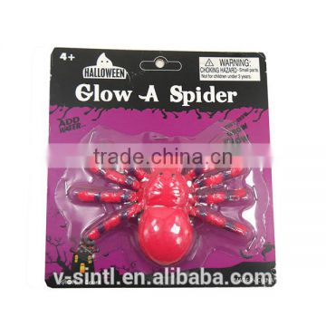 Hot Sale Cute spider toy, light- up spider toy, Nontoxic spider toy