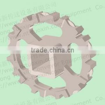 Injection Moulded Sprocket for 850 Flat Top Belt