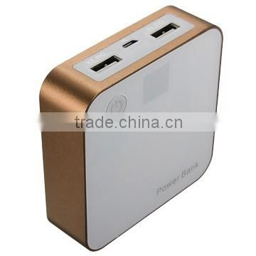 10400mah power bank produced by aaa battery