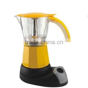 china supplier moka coffee pot
