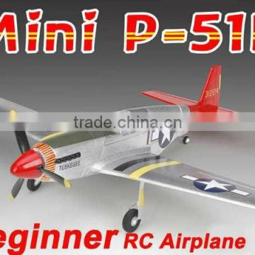 RC Airplane 100 Class Mini P-51B