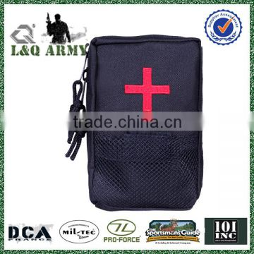 Wholesale Red First Aid Kit Medical Pouch Molle Pouch