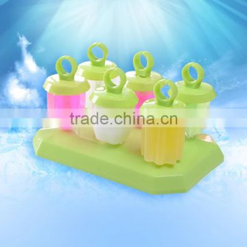 Jewel Pop Molds Easy To Use BPA Free Ice Lolly Mould TH2185