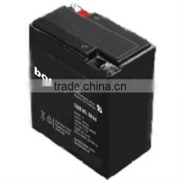 GB6-8.5 6v8.5ah lead acid battery 6v 8.5ah fishing battery 8.5 ah battery