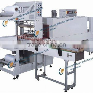 beverage shrink packing machine